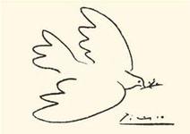 Dove by Picasso