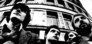 Joy Division: Morris, Curtis, Dicken & Hook